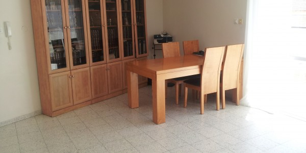 Nachal Maor | Dining Area - Apartment for Sale in Ramat Beit Shemesh