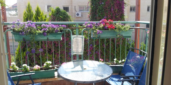Nachal Dolev | Balcony - Apartment for Sale in Ramat Beit Shemesh