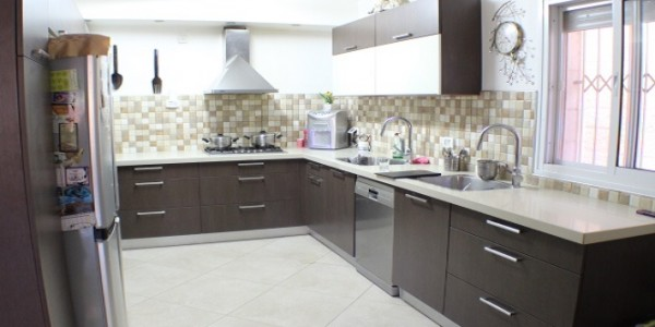 Nachal Tzeilim | Kitchen - Apartment for Sale in Ramat Beit Shemesh