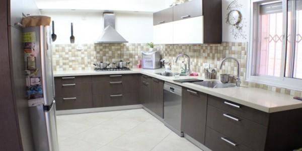 Nachal Tzeilim | Kitchen - Apartment for Sale in Ramat Beit Shemesh