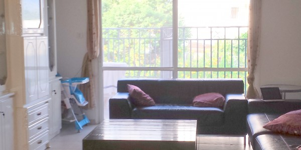 Nachal HaBasor | Living Area - Apartment for Sale in Ramat Beit Shemesh