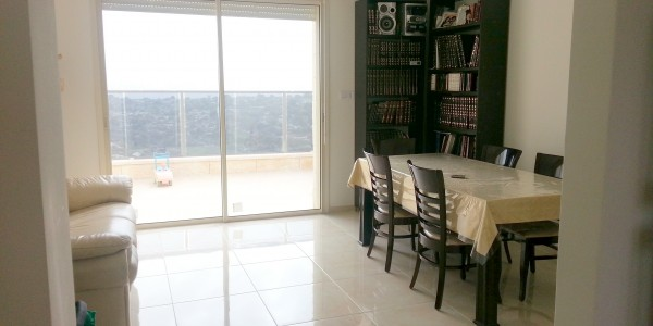 Yermiyahu NaNavi | Living Room - Penthouse for Sale in Ramat Beit Shemesh Gimmal