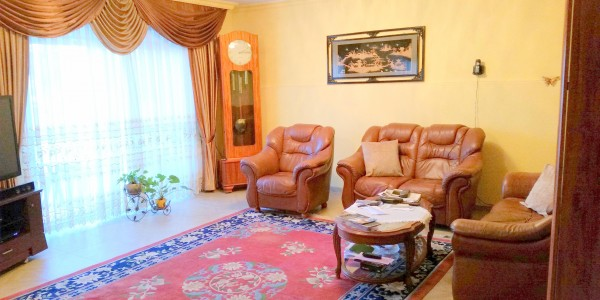 Migdal HaMayim | Living Room - Apartment for Sale in Beit Shemesh