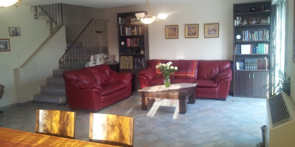 HaHavatselet Street | Living Area - Cottage for Sale in Bet Shemesh