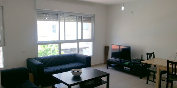 Rechov Gad | Living Room - Duplex for Sale in Beit Shemesh