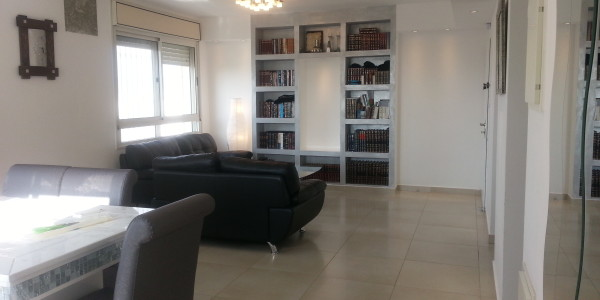 Achei HaShiloni Street | Living Room - Apartment for Sale in Ramat Bet Shemesh