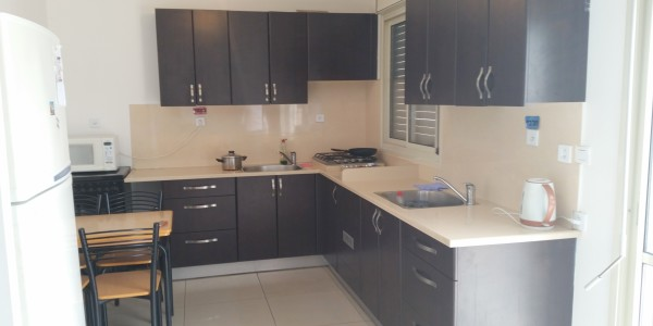 Nachal Tse'elim | Kitchen - Garden Apartment in Ramat Beit Shemesh
