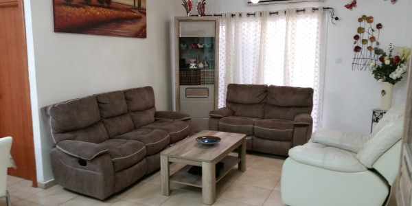Living Room | Apartment on Nachal Lachish